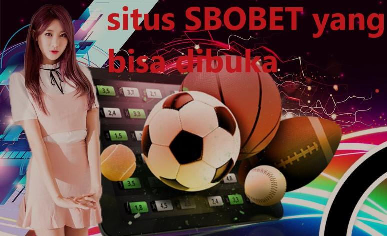 Fasilitas Terlengkap Sbobet Online